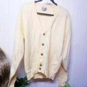 Vintage Jantzen Size Large Sweater Cardigan